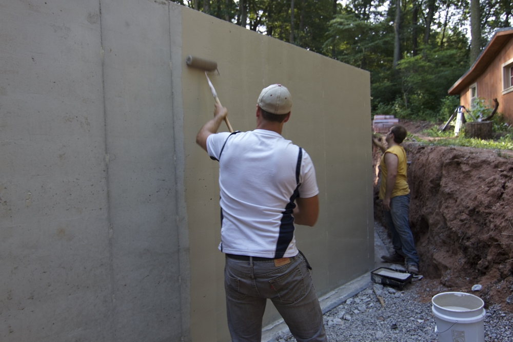 Deco Seal Waterproofing Membrane Gray Or Tan