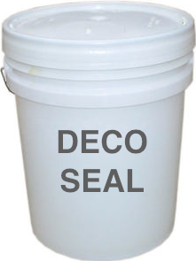 Deco Seal Waterproof Membrane 5 gal. (Shipping Incl) Waterproofing, Basement Wateproofing, Concrete Waterproofing, ICF Protection, Foundation Coating, Hydrostatic Water Pressure, Building Material, Above and Below Grade, UV Resistant, Deco Sealers