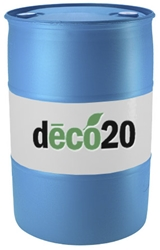Deco 20 Clear Penetrating Concrete Sealer - 55 gal. Dampproofing, Waterproofing, Foundation Coating, Clear Sealer, Concrete Sealer, Crawl Space, Frost Line, Damp Basements, Moisture Barrier, Vapor Barrier, Efflorescence