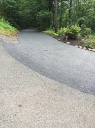 Deco BIO Blacktop - 55 gal. (Call for Freight Price)  Sealcoat, pavement sealer, driveway sealcoat, asphalt sealcoat, non-asphalt sealcoat, Blacktop sealer