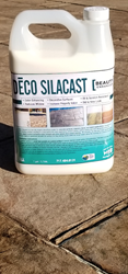 Silacast - Beauty Enhancer 1gal. (Shipping Incl.)  Clear Sealer, Penetrating Sealer, Beauty Enhancement Sealer, Water Based Sealer