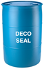 Deco Seal Waterproof Membrane - 55gal. Waterproofing, Basement Wateproofing, Concrete Waterproofing, ICF Protection, Foundation Coating, Hydrostatic Water Pressure, Building Material, Above and Below Grade, UV Resistant, Deco Sealers