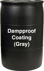 Deco Dampproof Coating - 55 gal.
