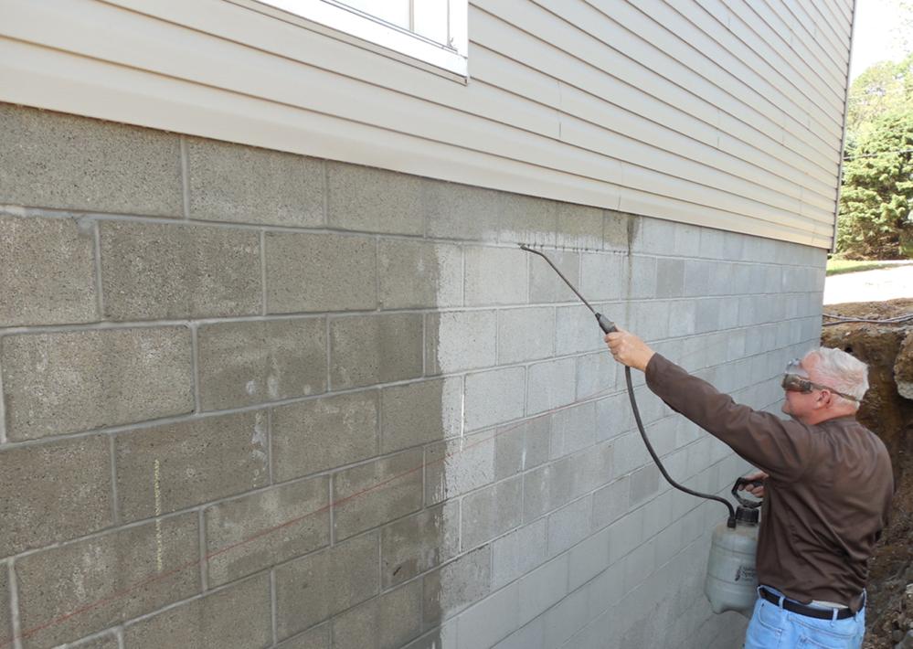 Deco 20 Clear Penetrating Concrete Sealer