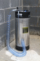 Stainless Steel Airless Sprayer 5gal. (shipping incl.)